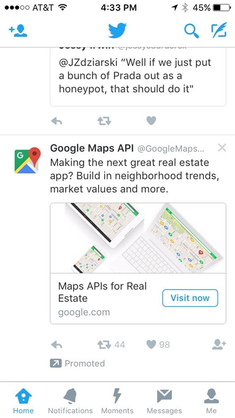 maps focusing on real estate vertical geekestate