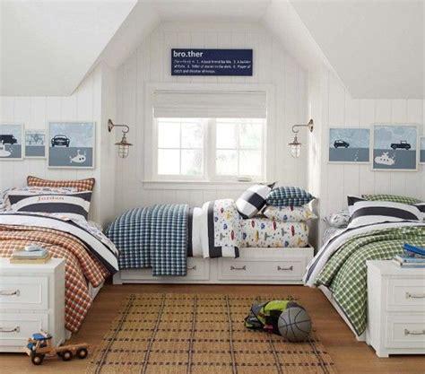 pottery barn boys bedroom a room for triplet boys children s rooms nurseries pinterest pottery barn