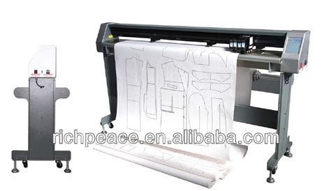 pattern making equipment richpeace magic ink jet plotter mj220 garment pattern