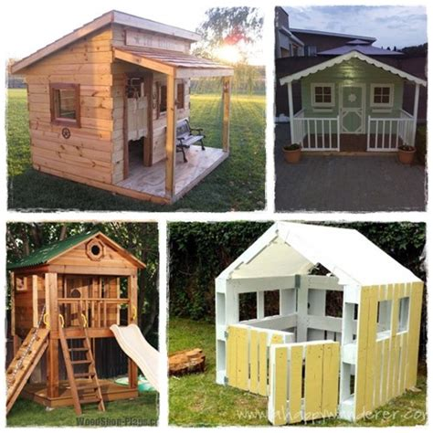Fabriquer Une Cabane En Bois Pour Enfant construire une cabane pour les enfants la cour des petits