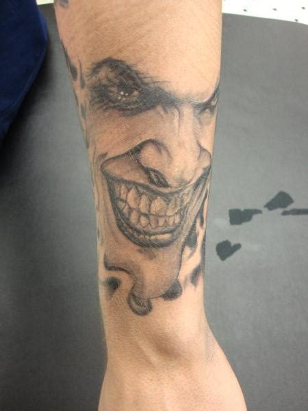 joker tattoo fail tattoos ever seen joker tattoo supply reviews
