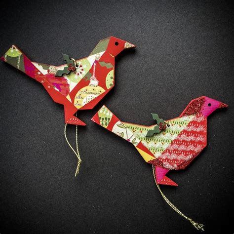 origami bird decorations origami bird decorations trees 4 you