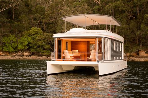 Buy A Share In World S First Solar Powered Houseboat For