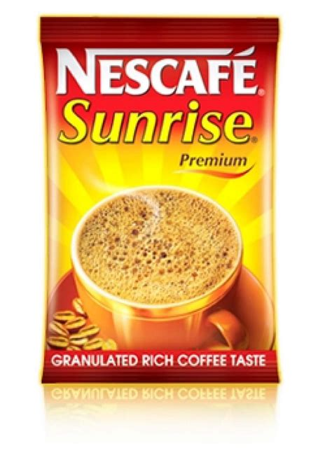 SP SUPER STORES: Nescafe Sunrise Coffee
