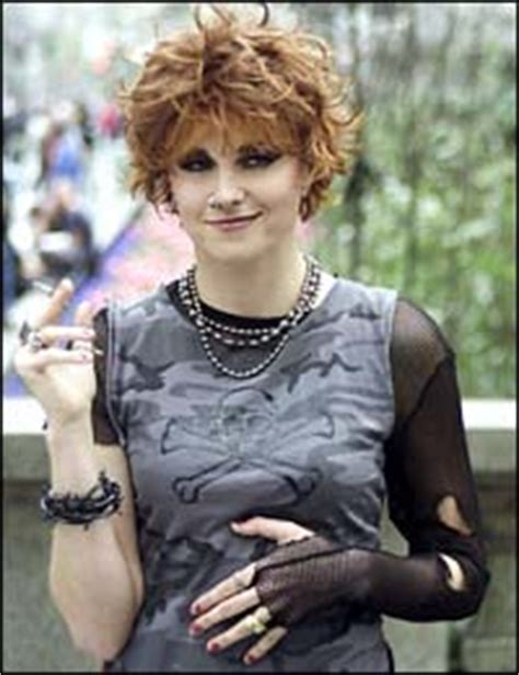 lucy lawless in spiderman xena punk spider man cameo pic updated