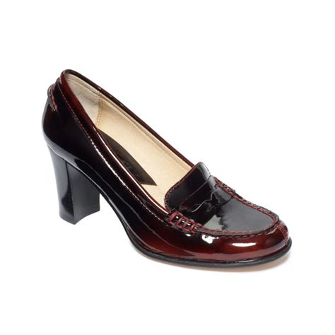 michael kors bayville loafer michael kors bayville loafers in lyst