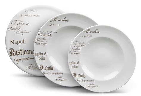 dekor schrift 10er set creatable europa gustoso pastateller 27 cm