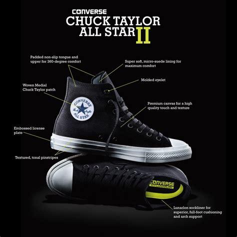 Converse Premium All Ct2 Lunarlon High Black converse chuck 2 now available in sa yomzansi