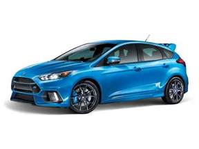 Ford Focus Hatchback 2016 Ford Focus Rs Hatchback Newport