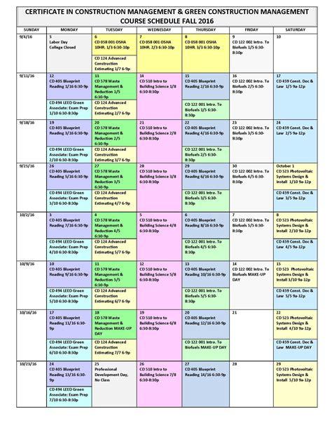 Bergen Community College Academic Calendar Bergen Community College 2016 Calendar Pdf
