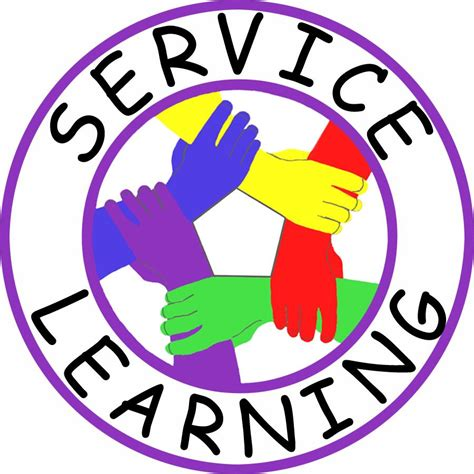 service schools service learning clipart