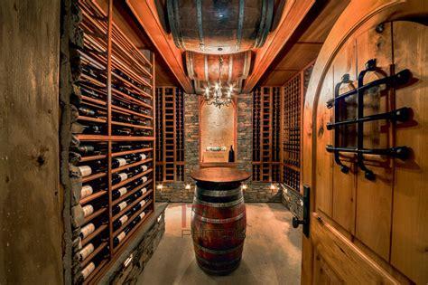 Wine Cellar Chandelier Pennsylvania Custom Wine Cellar Building Wine Cellars