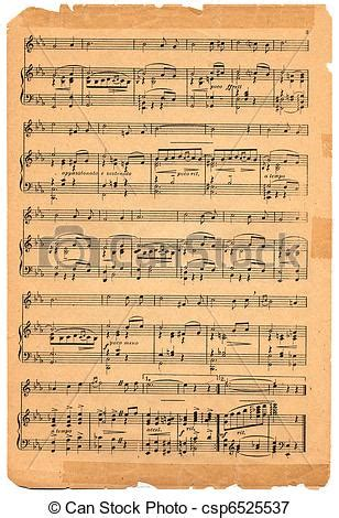 picture of old sheet music public domain vintage sheet