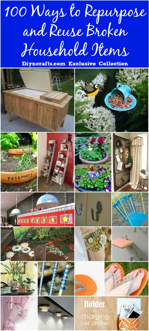 100 different furniture 52 best re purposing ideas 100 ways to repurpose and reuse broken household items