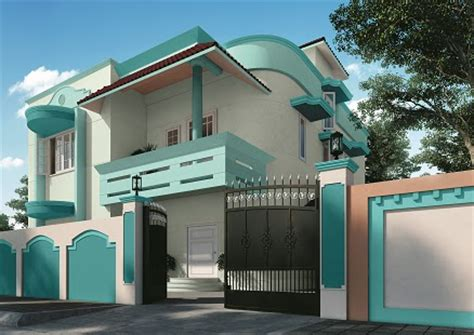 india home exteriors colour palettes for a distinctive style