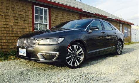 lincoln fusion 2017 lincoln mkz reserve hybrid review makes me want a