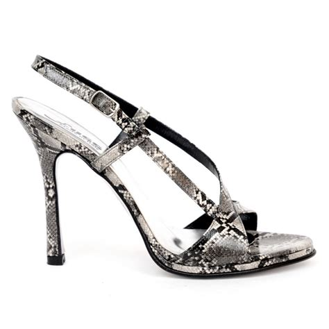 Highhells Sa 05 9 sandals 37m 518 bianco h591 high heels shop by fuss