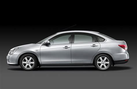 nissan sedan nissan reveals almera sedan for russia goes on sale