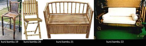 Kursi Bambu Murah Surabaya biaya jasa arsitek murah design bild