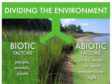 exle of biotic factors biotic factors abiotic biotic factors environmental
