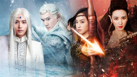 film drama fantasy ice fantasy 幻城 watch full episodes free china tv