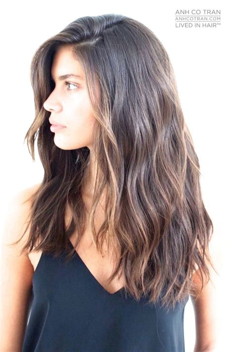 hairstyles long brunette layers 25 best ideas about long length hair on pinterest