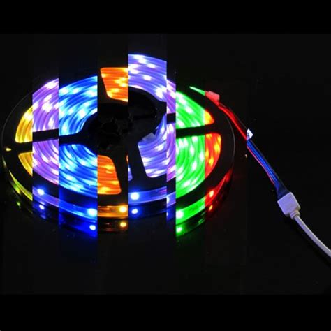 sound activated led light strips hitlights rgb multicolor led strip light music controller
