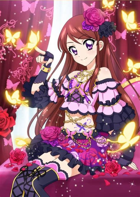 Aikatsu Spicy Ageha Houndstooth Dress 99 best images about aikatsu on posts blue backgrounds and sweet