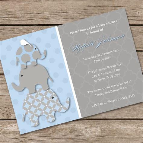 Etsy Baby Shower Decorations by Etsy Baby Boy Shower Invitations Xyz