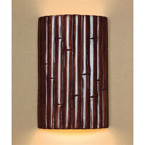 Bamboo Wall Sconce bamboo wall sconce bellacor