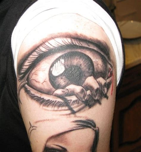 eye tattoos for men tumb tattoos zone tattoos designs for