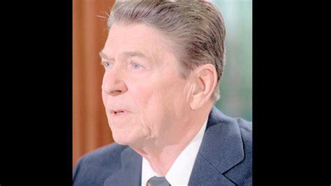 Ronald Hairstyle | ronald reagan u s presidents history com