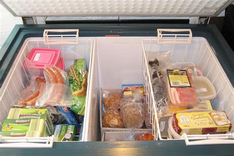 Freezer Untuk Frozen Food freezing food and frozen food safety