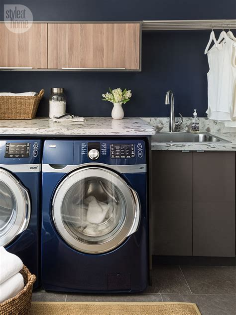Modern Rustic Laundry Room Style At Home Stylish Laundry