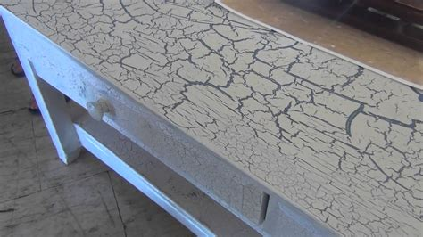 spray paint is cracking crackle finish the magic of paint