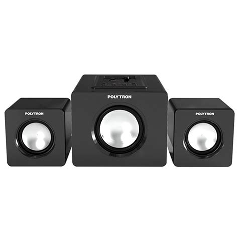 Polytron Karaoke Active Speaker polytron pma 3100 multimedia speaker aktif 2 1 channel active subwoofer satelite usb
