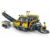 LEGO&169 42055 Technic  Schaufelradbagger Postshopch