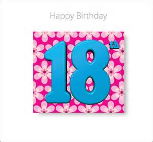a card and a gift happy 18th birthday classic years milestones cd greeting card the