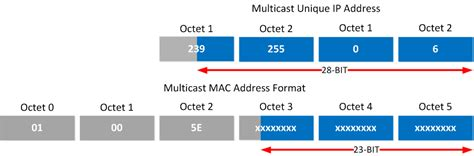 ip tool mac multicast ip address to mac address mapping