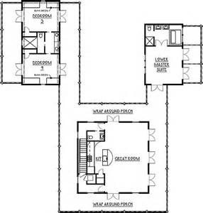 Fish House Floor Plans Coastal Home Plans Lowcountry Fish Camp