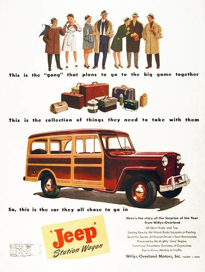 vintage jeep ad 1946 willys jeep radiator 1946 free engine image for