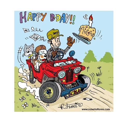 birthday jeep images birthday gordon jeep carte joyeux