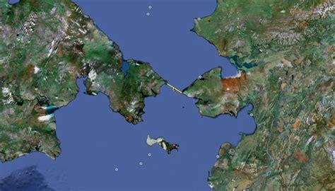 mapa del estrecho de bering el gran viaje estrecho de bering