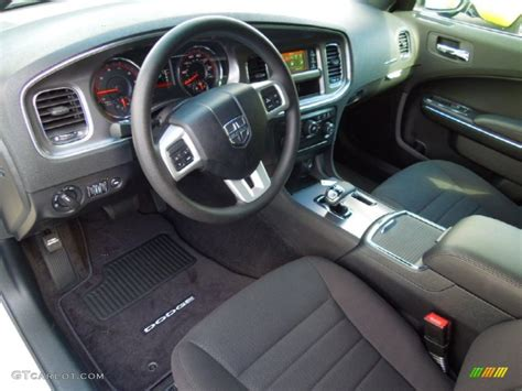 Black Charger With Interior by Black Interior 2013 Dodge Charger Se Photo 70401984