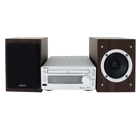 best small cd player neon mcb1533 37 micro cd system with bluetooth