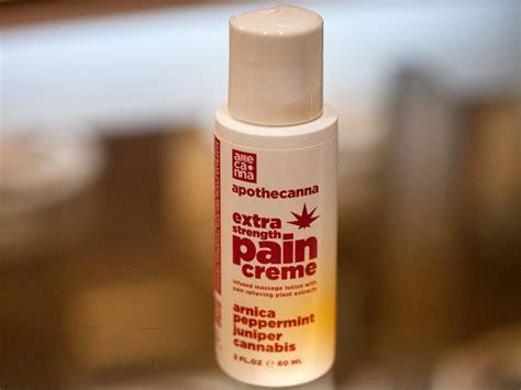 thc cream for arthritis apothecanna extra strength pain cr 232 me lotus cannabis