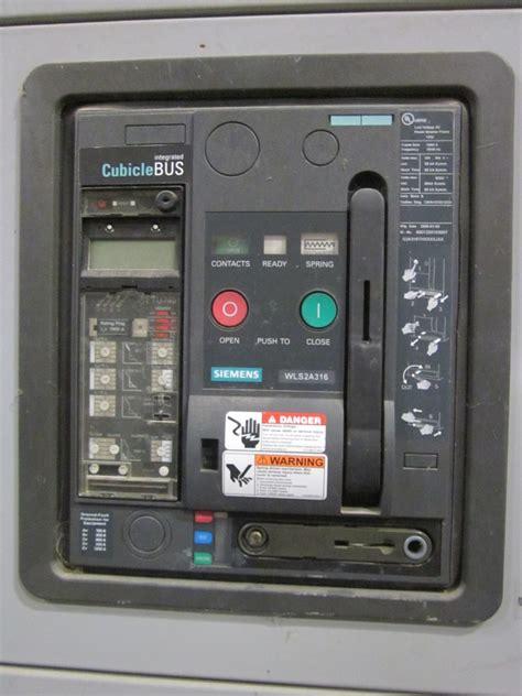 WLS2A316 , Siemens WLS2A316 , WLS2A316 circuit breaker ... Lsig