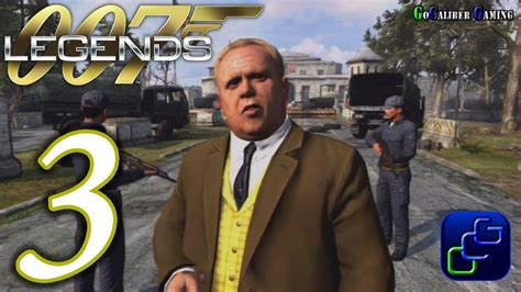 007 legends oddjob goldfinger 007 legends walkthrough part 3 goldfinger fort knox agent youtube