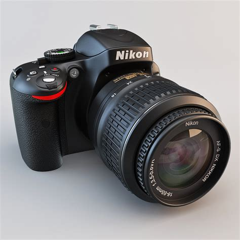 nikon model 3d nikon d5100 model