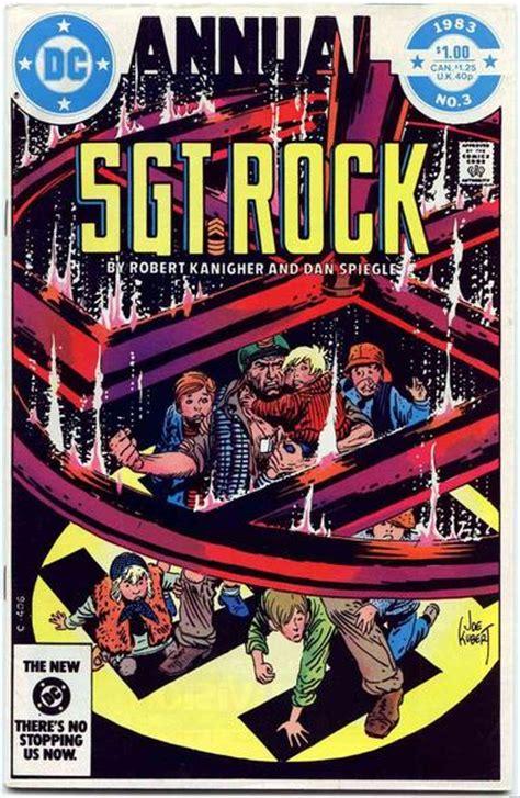 Rock Vol 1 3 Tamat sgt rock annual vol 1 3 dc database fandom powered by wikia